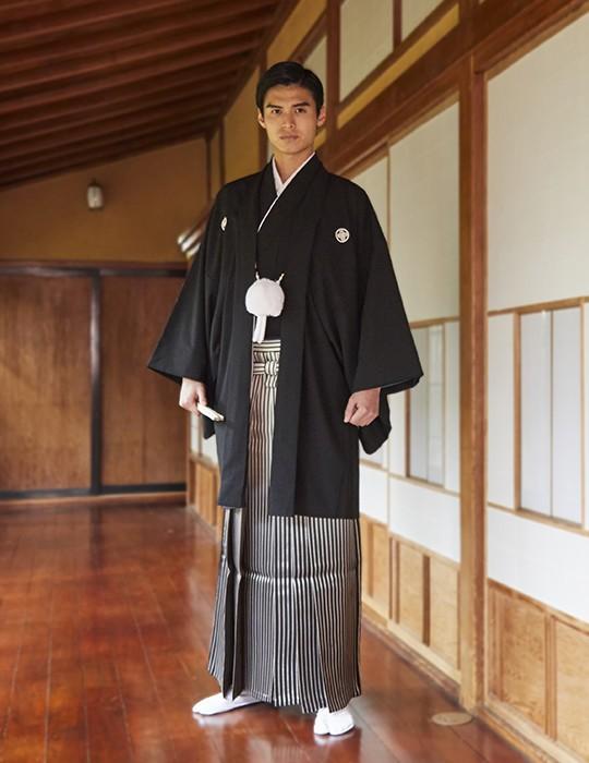 黒/袴オプション