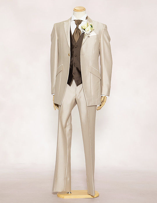 Tuxedo<br>ブラウンゴールド