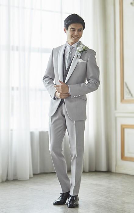 Premium Tuxedo<br>フロストグレー