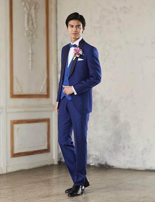 Premium Tuxedo<br>ラピスブルー