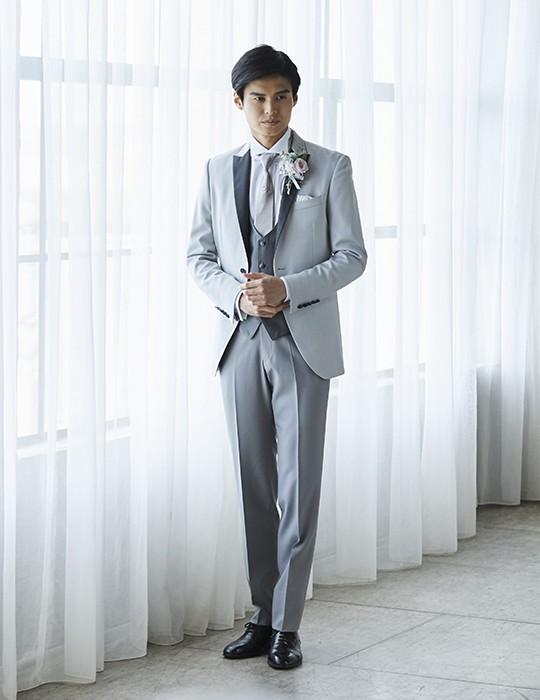 Premium Tuxedo<br>スモーキーグレー