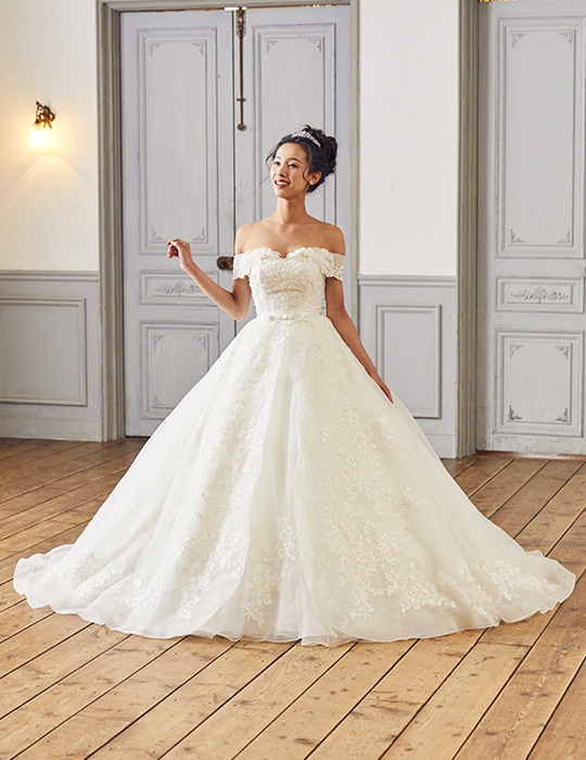 Premium Wedding Dress